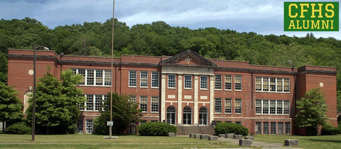 Clifton Forge High School Alumni Association building