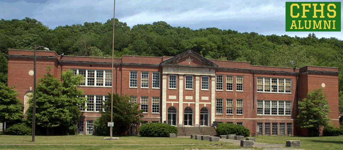 Clifton Forge High School Alumni Association building